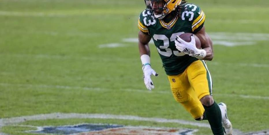 Aaron Jones reaches 4-year, $48M deal with Packers