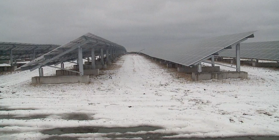 City unveils largest solar energy project in Milwaukee's history