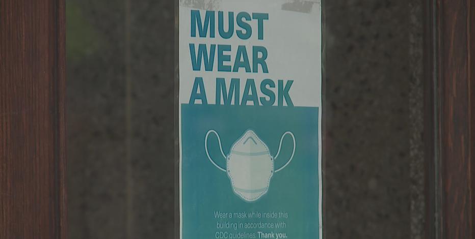 Dane County indoor mask mandate re-imposed, begins Aug. 19