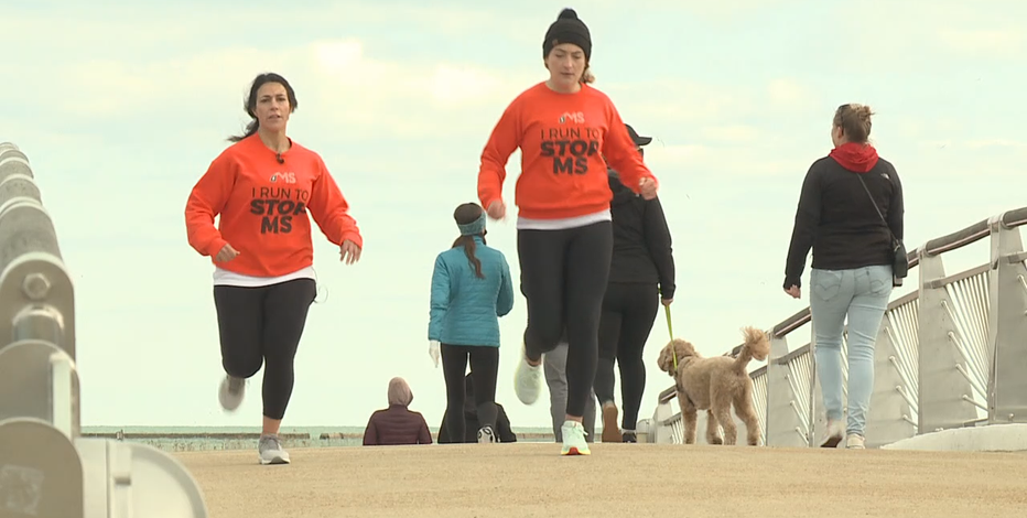 MS Run the US: Milwaukee women tackle ultra relay for MS awareness