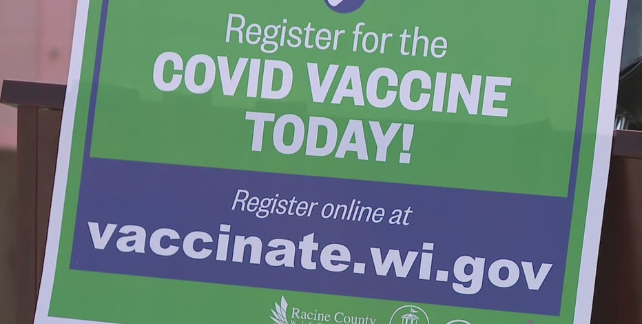 Racine leaders stress communities of color getting COVID-19 vaccine