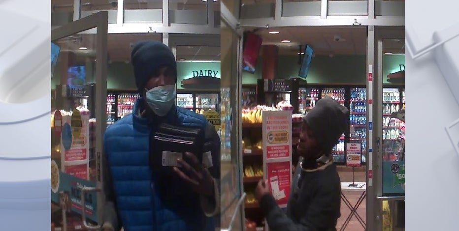 Butler police seek to ID suspects in connection with retail theft at Kwik Trip
