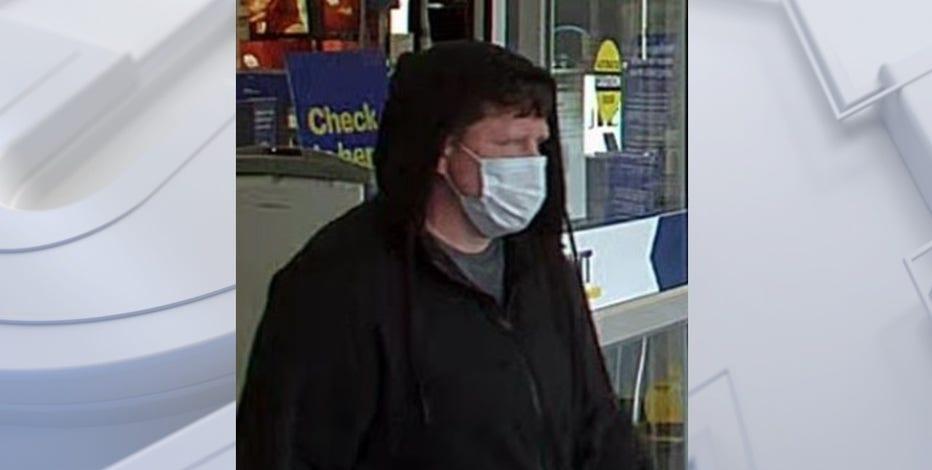 Menomonee Falls police seek suspect who stole from Best Buy