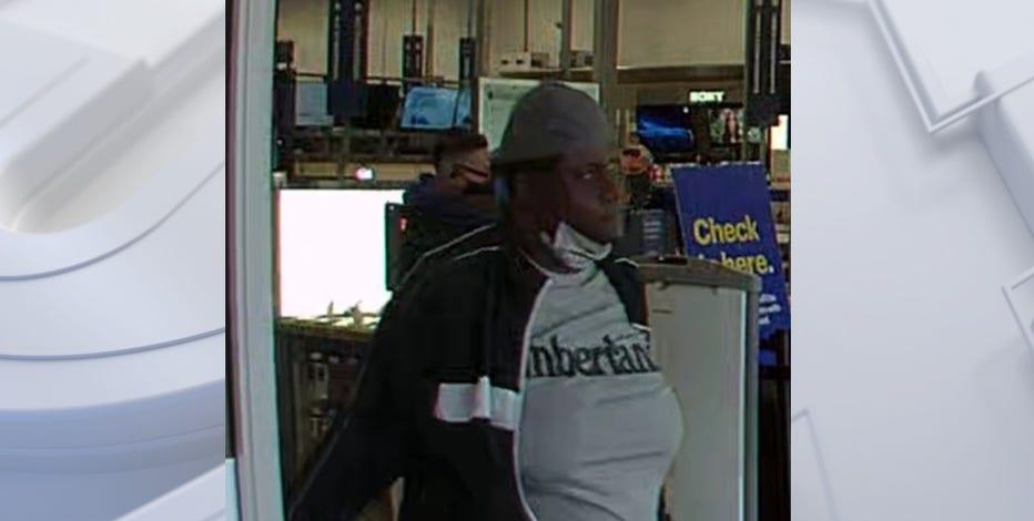 Menomonee Falls police seek woman who stole from Best Buy