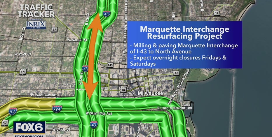 Attention drivers: The upcoming construction that could impact your commute