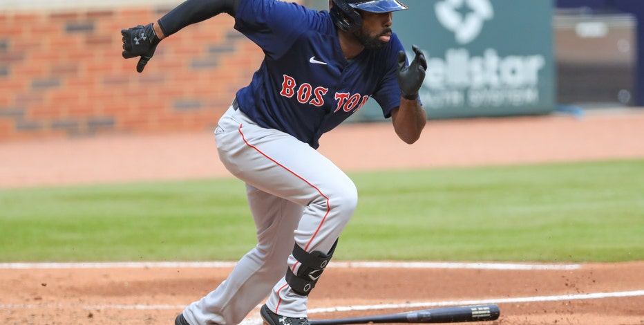 AP source: Jackie Bradley agrees to $24M, 2-year deal with Brewers