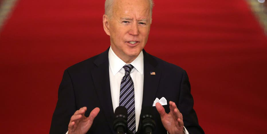 Biden eyes $3T package for infrastructure, schools, families
