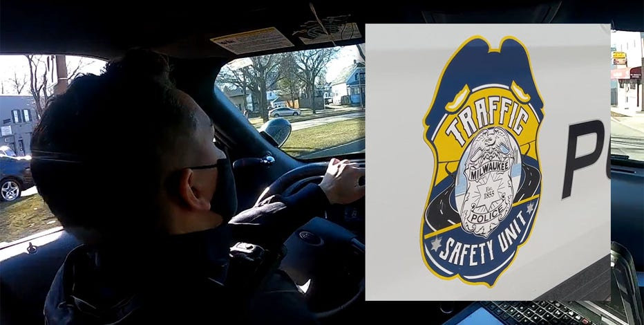 FOX6 rides along with MPD's new Traffic Safety Unit