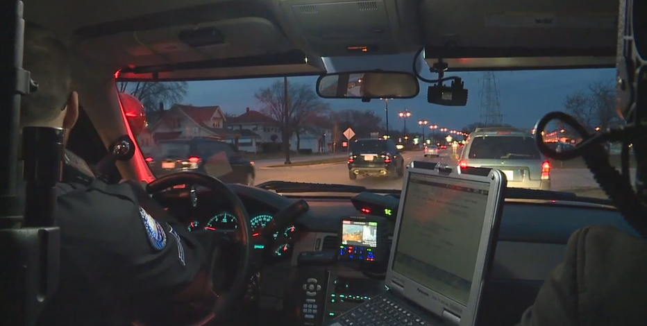 Impaired Driving Task Force rolls out for St. Patrick's Day weekend