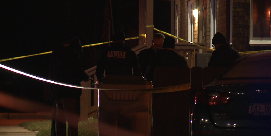 MPD: Man shot after forcing his way into home of person known to him