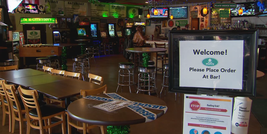 Bars prep for 2nd St. Patrick's Day weekend amid pandemic