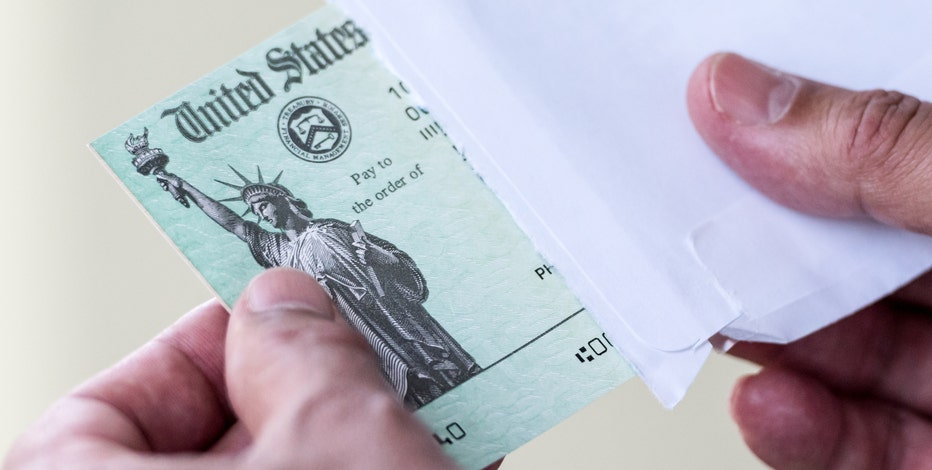 Still waiting for your stimulus check? Here's what the IRS says you need to do