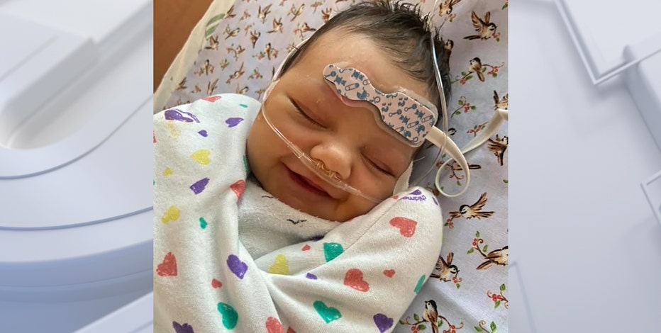 Family seeks help to find live liver donor for their baby girl