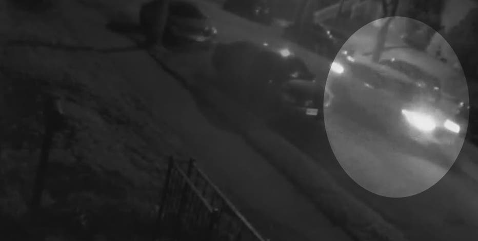 MPD says car thefts up nearly 150%; Bay View crime caught on cam
