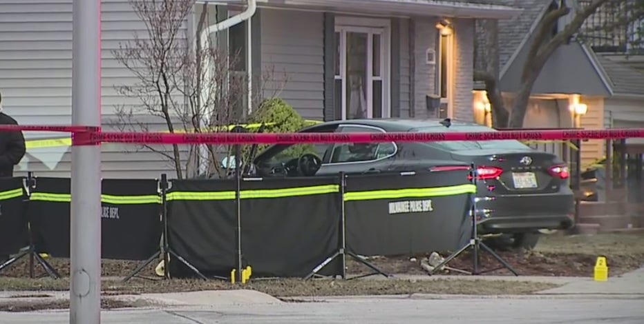 Police: Pursuit, crash in NW Milwaukee tied to warehouse shooting