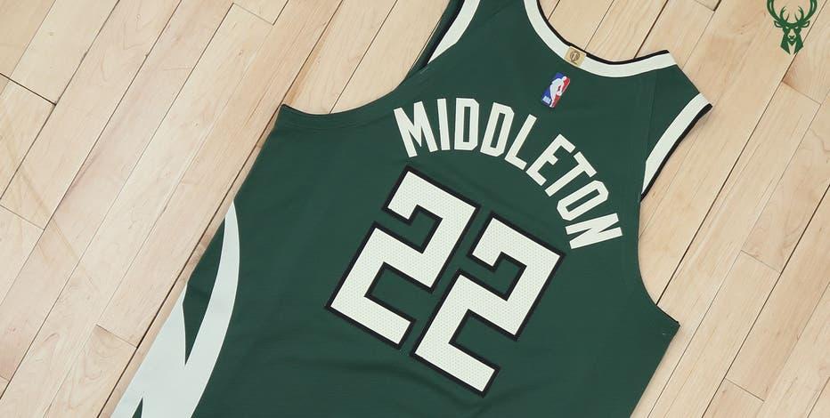 Milwaukee Bucks unveil Earned Edition uniform for 2020-21 season