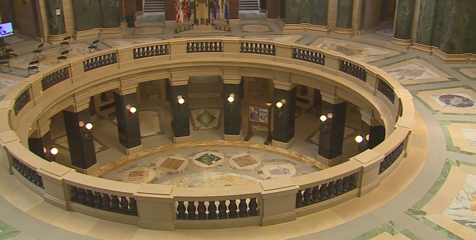 Wisconsin Capitol reopening to public after COVID closure