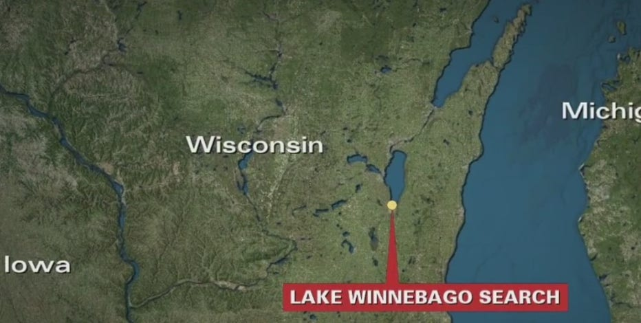 Search efforts underway for 2 missing boaters in Lake Winnebago