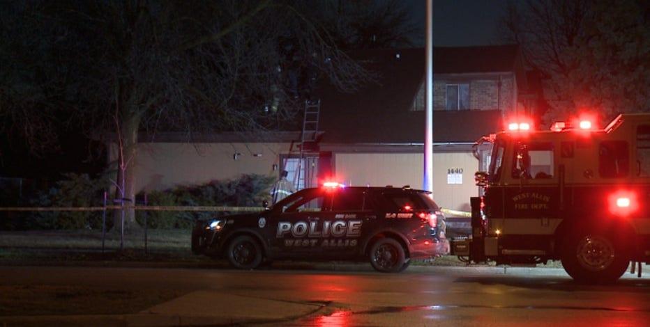 1 in custody after firing handgun while fleeing West Allis police