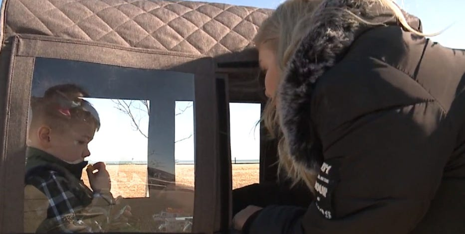 Company tries to make life easier for families with a new wagon