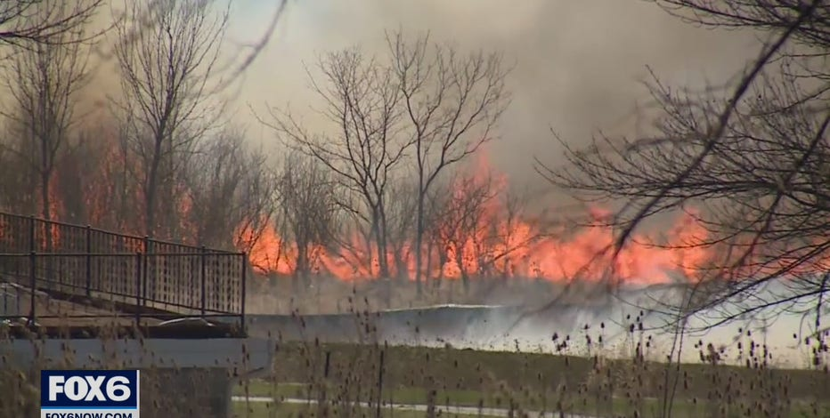 Gov. Evers declares state of emergency due to wildfire risk in WI