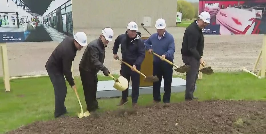 EAA breaks ground on $6.2M expansion of its Aviation Center