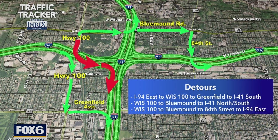 Attention drivers: Upcoming construction could impact your commute