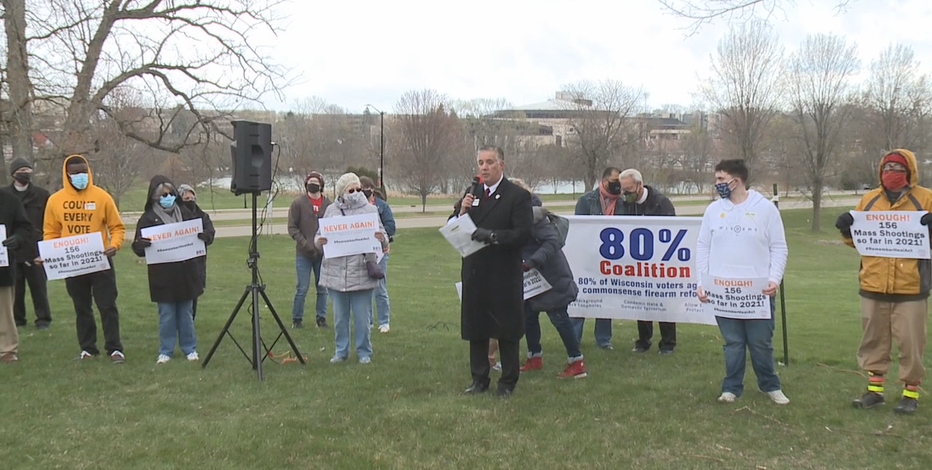 Kenosha group calls for legislation, funding to prevent gun violence