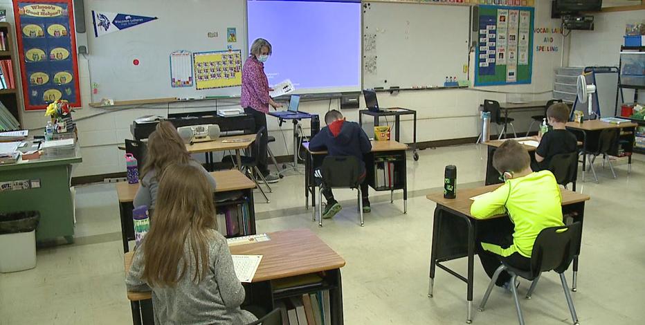 150 days, 1 COVID-19 case: School nears full year in classroom