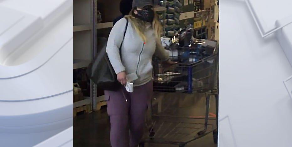 Menomonee Falls PD: Suspect spent $5K+ with stolen credit cards