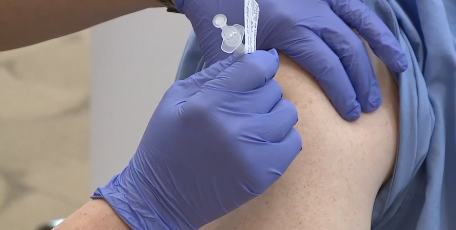 COVID vaccine: More than just a shot for those afraid of needles