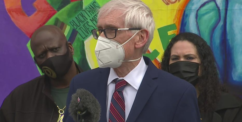 Gov. Evers speaks about need for statewide juvenile justice reform