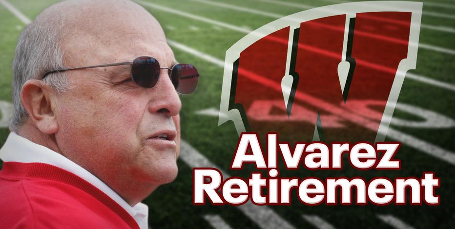 Barry Alvarez to retire as UW Athletics Director on June 30