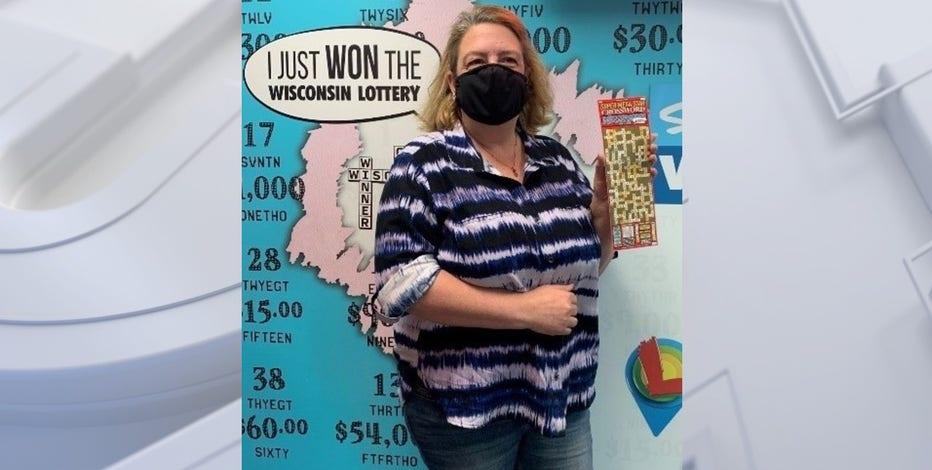 Wind Lake woman wins $500,000 from scratch-off ticket