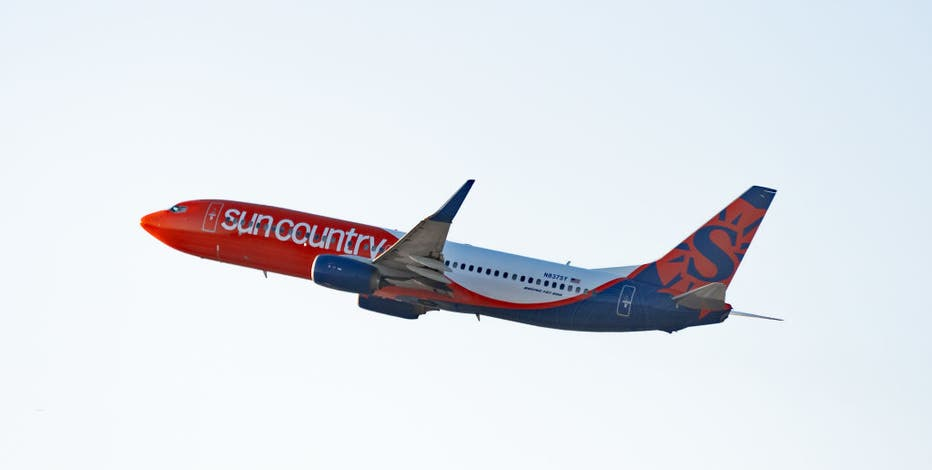 Sun Country Airlines offers nonstop flights from MKE to 5 destinations