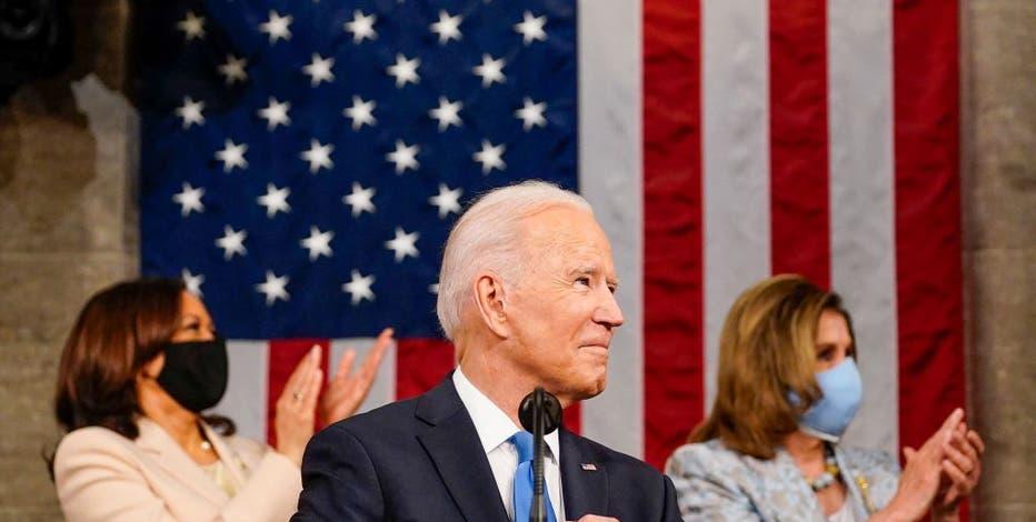 Joe Biden infrastructure plan road tour begins