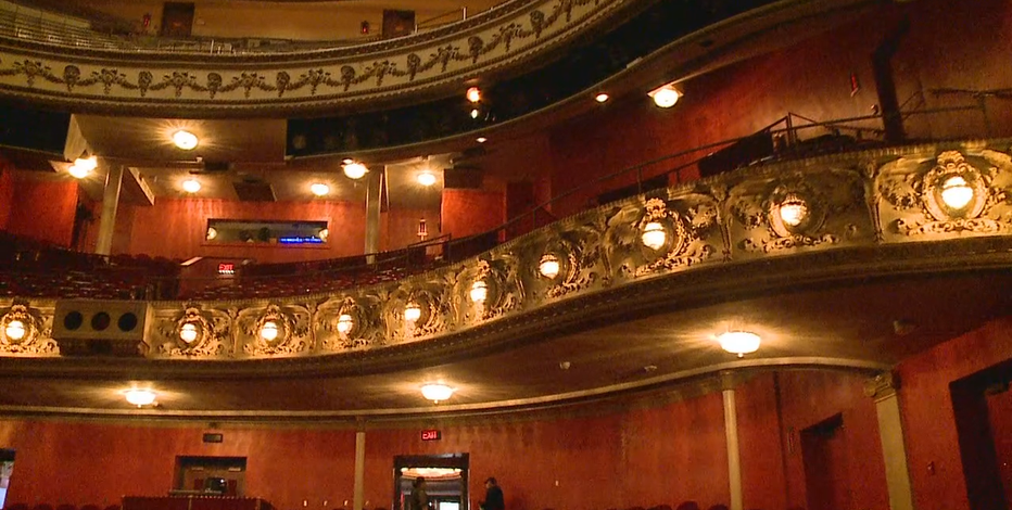 Pabst Theater reopens for first show since March 2020
