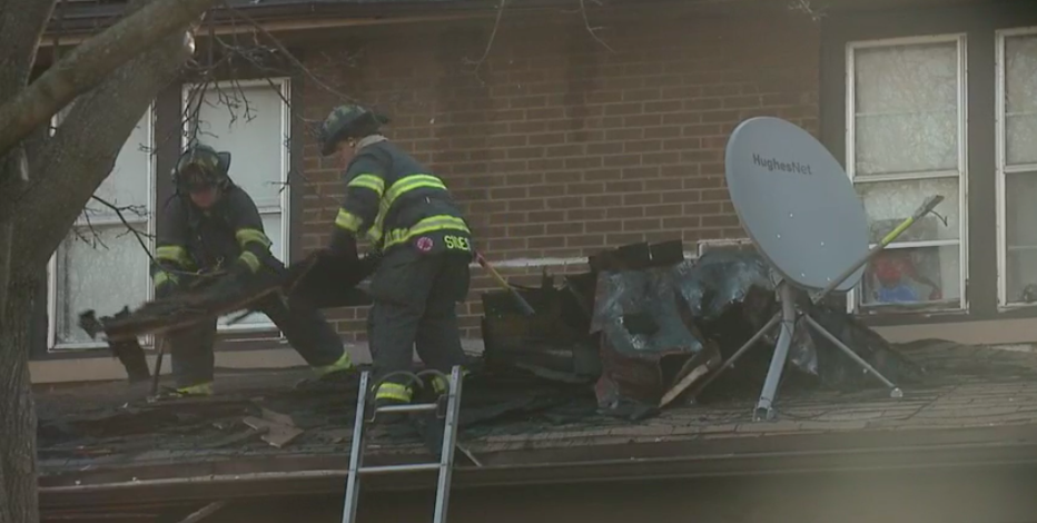 Crews called to house fire near 6th and Vienna