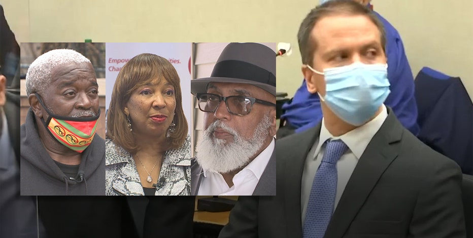 Community leaders weigh next steps after Chauvin verdict