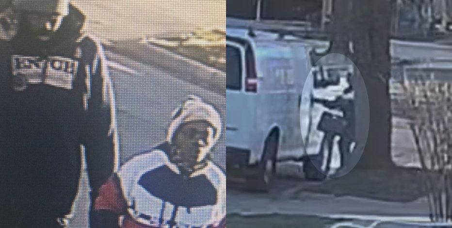 Caught on cam: Burglary attempt puts Milwaukee neighbors on notice