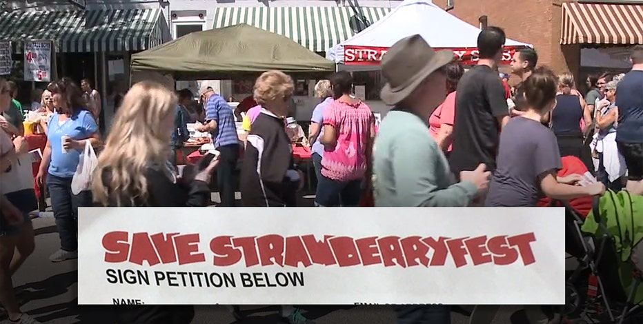 Effort grows to 'save' Strawberry Festival, canceled due to virus