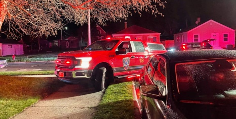 House, garage damaged by fire in Sheboygan, pet unaccounted for