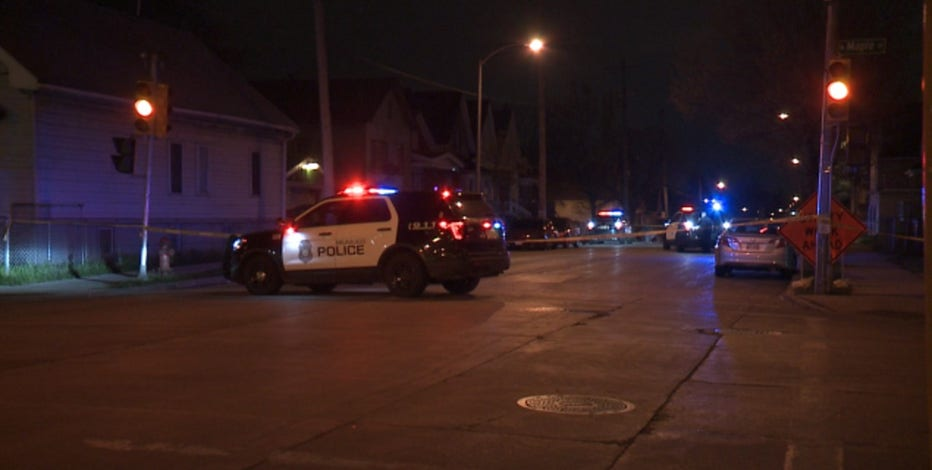 Police looking for 6 people in connection with crash, strong-armed robbery