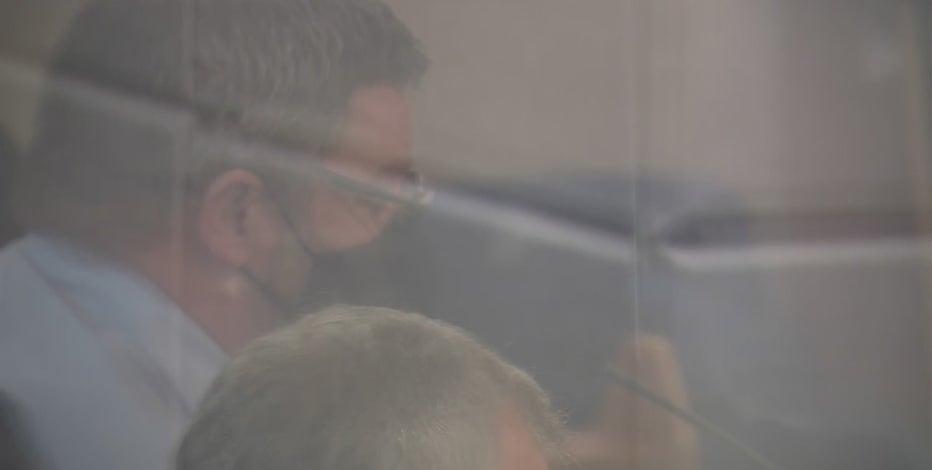 Sentencing held for former deputy in crash that killed MPS lobbyist