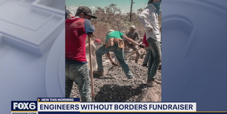 Engineers Without Borders needs help, hosts virtual fundraising event