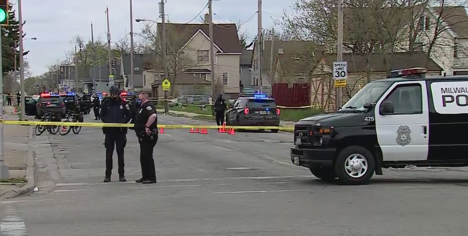 Police: 3 shot near 20th and Center in Milwaukee