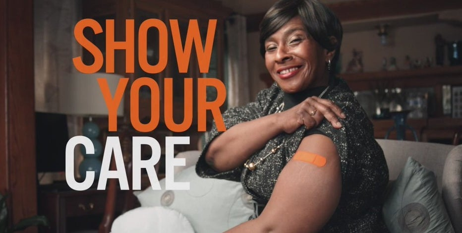 COVID-19 vaccine ad campaign aimed at hard-hit communities