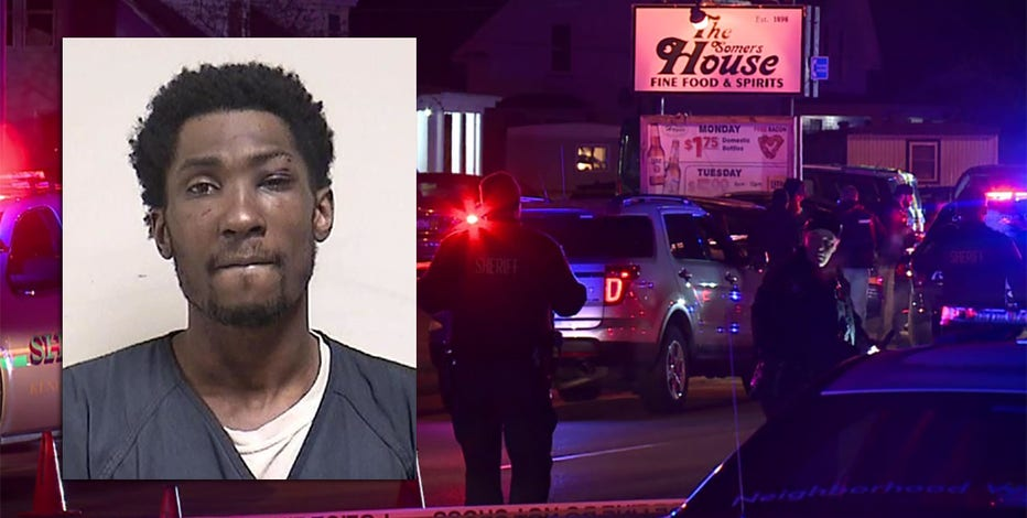 Officials ID suspect in Somers House tavern shooting as 24-year-old man