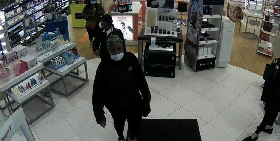Perfume stolen from Ulta Beauty; police seek suspects