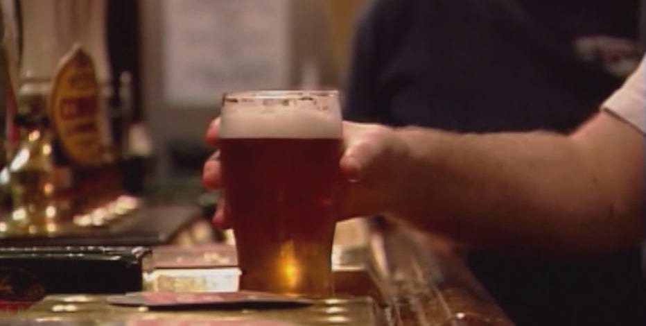 Any amount of alcohol can harm the brain, study suggests